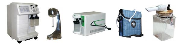 Кислородное оборудование для дома и бизнеса Atmung